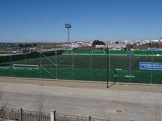 Aprobada la sustitución del césped del campo de fútbol Eleuterio Olmo de Pozoblanco