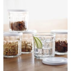 Set of 12 Small Working Glasses|Crate and Barrel