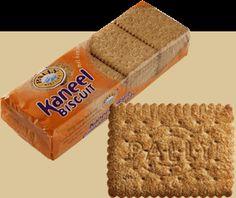 Pally Cinnamon-Honey Biscuits