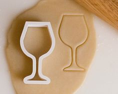 Wine Glass Cookie Cutter Different Sizes Alcohol by RochaixCo