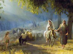 LDS Art Jesus Love Sign | Jesus Christ More