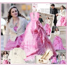 Who wouldn't want to be a Gossip Girl for a day? Just for the clothes alone!