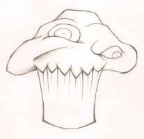 Monster Muffin by JeffGlide