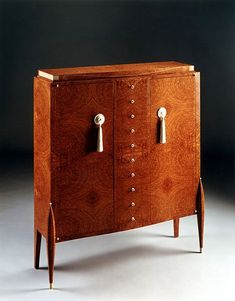 Art Deco console