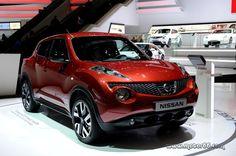 Nissan en el Salón de Barcelona 2013 -Nissan Note-