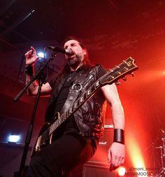 Sakis Tolis, Rotting Christ concert diary by Moni Moose Rotting Christ, Top Albums, European Tour, Black Metal, Rock N Roll, Wilderness, Moose, Musicians, Berlin