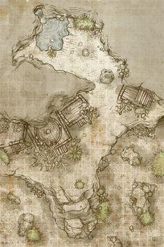 BG-Ville en Ruine by gogots
