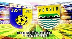 Hasil Persib vs Hanoi