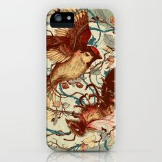 Honey & Sorrow iPhone Case by Teagan White - $35.00