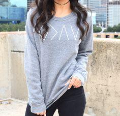 God is Greater Sweatshirt