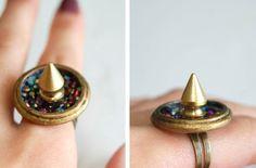 40 DIY Rings Any Girl Will Love