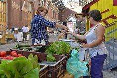 07-09-16 : marché couvert (le 1er Et 3eme  mercredi du mois) à La Condition publique