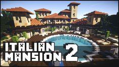 Minecraft - Italian Mansion 2
