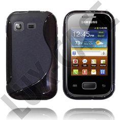 Sort Samsung Galaxy Pocket Cover