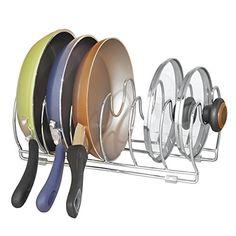 mDesign CookwareOrganizers