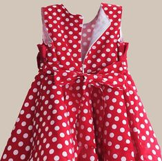 Summer Girl Dress with Hat Red Dot Fashion Bow Girls Dresses Casual A-line Kids Clothes robe fille enfant – nooncart Dots Fashion, Girl Fashion, Polka Dot Summer Dresses, Dress Anak, Baby Dress Patterns, Dress Hats, Red Dots, Baby Girl Dresses, Party Fashion