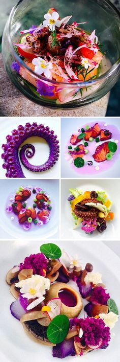 Food Archives - Page 3 sur 12 - Et pourquoi pas Coline ? Dessert Chef, Chefs, Fusion Food, Weird Food, Sashimi, Molecular Gastronomy, Culinary Arts, Creative Food, Food Presentation