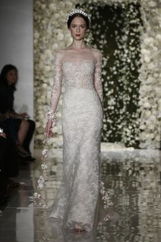 Reem Acra, collection hiver 2015 - Mariage.com - Robes, Déco, Inspirations, Témoignages, Prestataires 100% Mariage