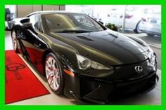 Lexus LFA - WANT!