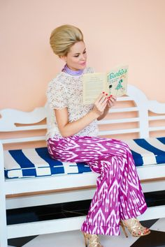 The IKAT Travel Collection By Jules Reid