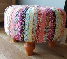 Make your own Tuffet. Search 'Willow & Pepperpot' at Etsy, Amazon or Ebay. Brand new Instruction Booklet and ready made tuffet Section pack. Tuffet Kit also available. Make Your Own, How To Make, Tub Chair, Booklet, Kit, Amazon, Search, Pattern, Etsy