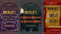 The year of new HP content continues with news that JK Rowling is releasing 3 new Hogwarts stories.
