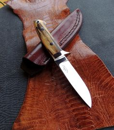 Knives Reviews - Montagna Livio