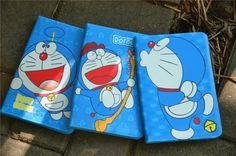 Doraemon Cartoon Leder Flip Schutz Case für ipad 2/3/4, ipad mini 1/2/3, ipad air 1/2 - Prima-Module.Com