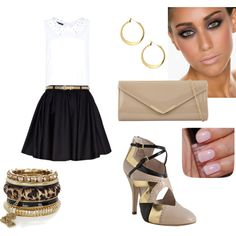 Girly, created by jubrum on Polyvore