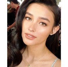 Liza Sovereign - Beauty World Filipina Makeup, Filipina Actress, Filipina Beauty, Beauty Makeup, Hair Makeup, Hair Beauty, Liza Soberano Makeup, Fresh Face Makeup, Sweet Makeup