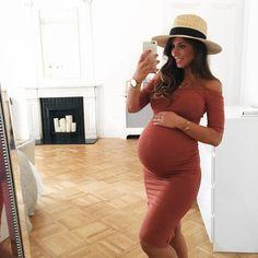 Mimi Ikonn Pregnancy Style, Mimi Ikonn Pregnant, Maternity Style, Pregnancy Style, 39 Weeks.