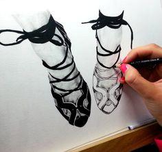 Fashionary Hand - A Fashion Illustration Blog — Vanessa Vanderhaven fashion illustration Vanessa...