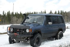 89 montero SWB build...help!!! - Pirate4x4.Com : 4x4 and Off-Road Forum