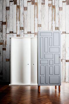 Photography: Paul Raeside - Scrapwood wallpaper from bodieandfou.com
