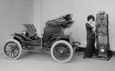 1880-1920, los primeros coches eléctricos | Microsiervos (Coches)
