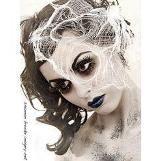 Makeup, Makeup & Makeup / Ghost ❤ liked on Polyvore