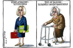 9 July 2014 - Teresa May and the difficult situation facing the Houses of Parliament over historical abuse.