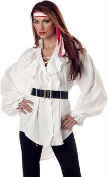 Swashbuckler Lady Pirate Costume - Pirate Wench - Candy Apple Costumes