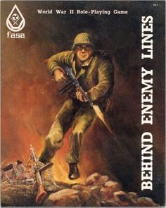 Behind Enemy Lines: World War II Role-Playing Game [BOX SET]: William H. Keith, Jordan Weisman, Ross Babcock: Amazon.com: Books