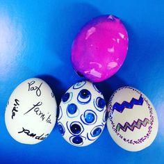 Páscoa pelo mundo e como decorar ovos.
