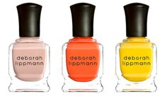deborah lippman spring 2011 collection. be on my nails.