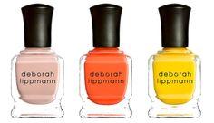 deborah lippman spring 2011 collection. be on my nails.