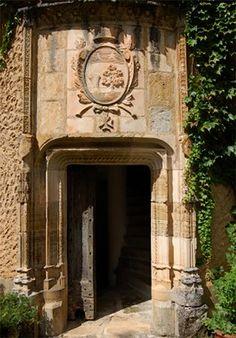 Nice tower door...