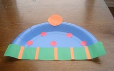 Make Hats with Preschoolers for a Winter Theme (use as hat for cotton ball snowman) 2-3-yr-old-preschool-ideas