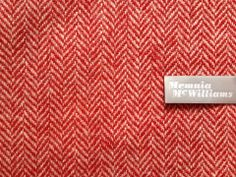 Harris Tweed cushion in Red Herringbone by Memnia McWilliams- available at https://www.etsy.com/uk/listing/185159940/harris-tweed-luxury-red-herringbone?ref=shop_home_feat_3