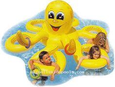 Octopus Fun Floats
