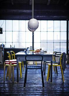IKEA PS 2014 : une collection innovante, surprenante et ambitieuse !   IKEADDICT - La communauté francophone des IKEA ADDICTS Ikea Ps 2014, Ikea Design, Workspace Design, Ikea Inspiration, Ikea Portugal, Interior And Exterior, Interior Design, Home Interior, Product Design