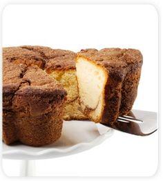 Viennese Coffee Cake - Cinnamon