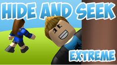 Hide and Seek Extreme - ROBLOX