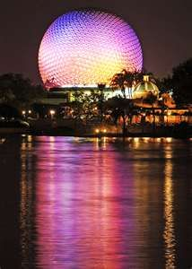 Epcot Center  January 2013 - if I start telling people about this trip we'll have to go, right?